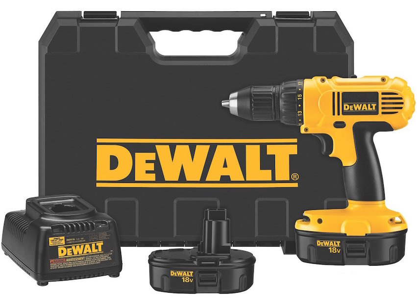 Dewalt cordless drill and saw combo kit